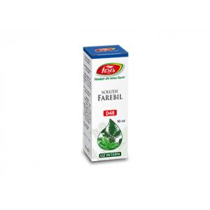 FAREBIL D48, Soluție 10 ml, Fares