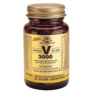 FORMULA VM 2000, 30 tablete, Solgar