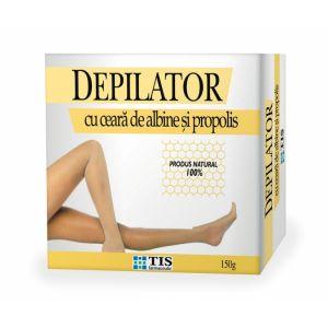 DEPILATOR - CEARA CU PROPOLIS, 150 g, Tis Farmaceutic
