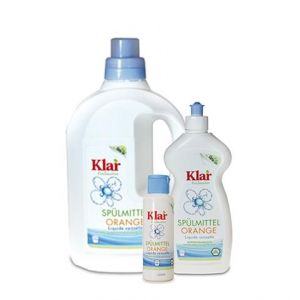 DETERGENT BIO CONCENTRAT PENTRU VASE ORANGE, 500/1500 ml, Klar