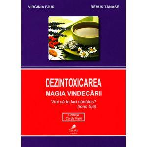 DEZINTOXICAREA: MAGIA VINDECARII, 224 pagini, Virginia Faur, Remus Tanase
