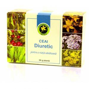 DIURETIC, Ceai 30 g, Hypericum Impex