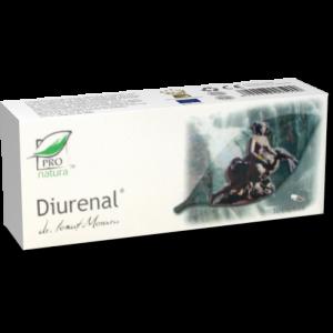 DIURENAL, 30/60/200 capsule, Laboratoarele Medica