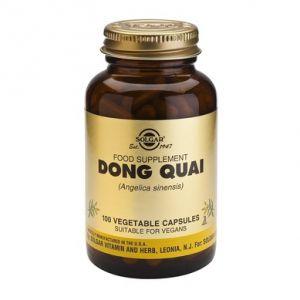 DONG QUAI 100 capsule, Solgar