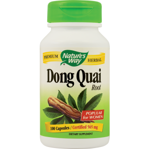 DONG QUAI ROOT 100 capsule, Nature's Way
