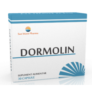 DORMOLIN 30 capsule, Sun Wave Pharma