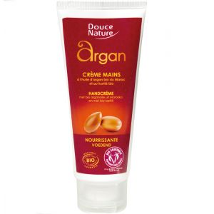 CREMA DE MAINI CU ARGAN BIO 60 ml, Douce Nature