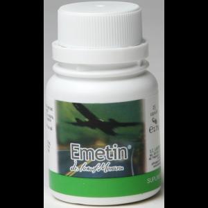 EMETIN, 25 capsule, Laboratoarele Medica