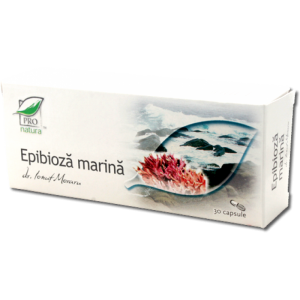 EPIBIOZA MARINA, 30 capsule, Laboratoarele Medica