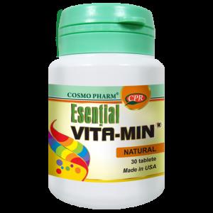 ESENTIAL VITA-MIN 30 tablete, Cosmo Pharm