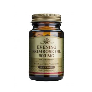 EVENING PRIMROSE OIL 500 mg, 30 capsule moi, Solgar