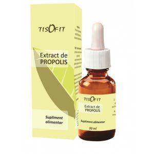 EXTRACT DE PROPOLIS (fara alcool) 30 ml, Tis Farmaceutic
