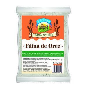 FAINA DE OREZ 500 g, Pirifan