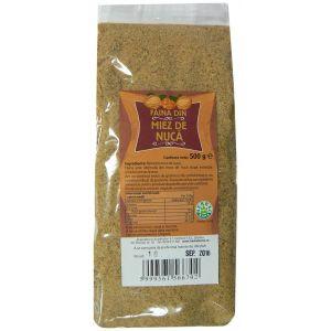 FAINA DIN MIEZ DE NUCA 500 g, Herbavit