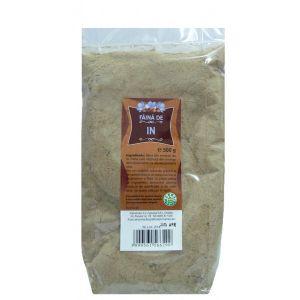 FAINA DIN SEMINTE DE IN 500 g, Herbavit