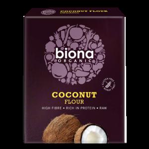 FAINA DE COCOS BIO, 500 g, Biona