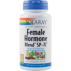FEMALE HORMONE BLEND 100 capsule, Solaray