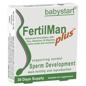 FERTILMAN PLUS 120 capsule, BabyStart
