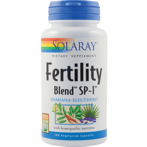 FERTILITY BLEND 100 capsule, Solaray