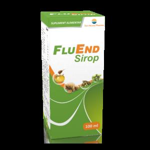 FLUEND SIROP 100 ml, Sun Wave Pharma