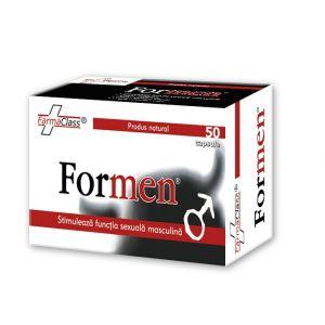 FORMEN, 50 capsule, FarmaClass