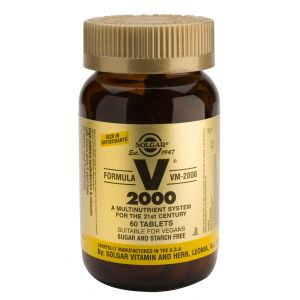 FORMULA VM 2000, 60 tablete, Solgar