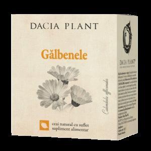 GALBENELE - FLORI, Ceai 50 g, Dacia Plant