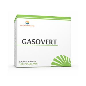 GASOVERT 100 capsule moi, Sun Wave Pharma