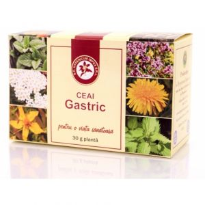GASTRIC, Ceai 30 g, Hypericum Impex