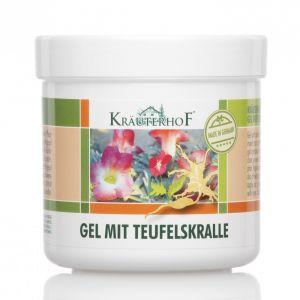 GEL ANTIINFLAMATOR CU GHEARA DIAVOLULUI 250 ml, Krauterhof