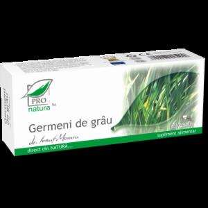 GERMENI DE GRAU, 30/200 capsule, Laboratoarele Medica