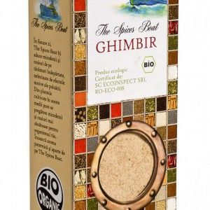 GHIMBIR BIO 35 g, Longevita