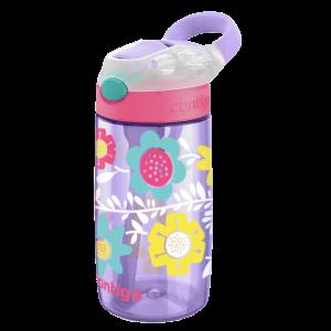 STICLA DE APA PENTRU COPII - GIZMO FLIP WISTERIA FLOWERS ON THE VINE 420 ml, Contigo
