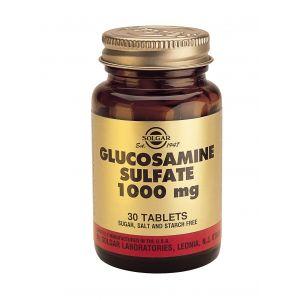 GLUCOSAMINE SULFATE 1000 mg, 60 tablete, Solgar