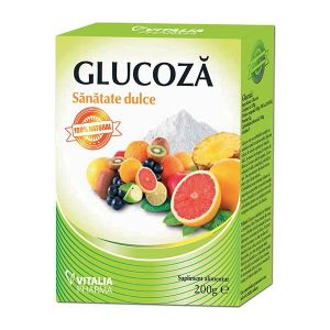 GLUCOZA 200 g, Vitalia Pharma