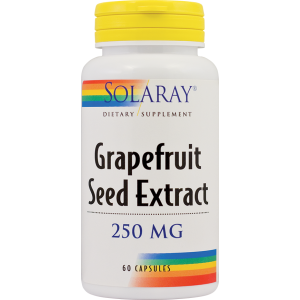 GRAPEFRUIT SEED EXTRACT, 60 capsule, Solaray