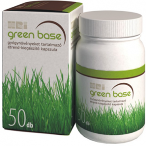 HRI GREEN BASE 50 tablete, Vitalion