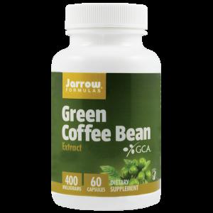 GREEN COFFEE BEAN EXTRACT 400 mg, 60 capsule, Jarrow Formulas