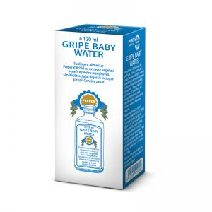 GRIPE BABY WATER 120 ml, Pharco Impex