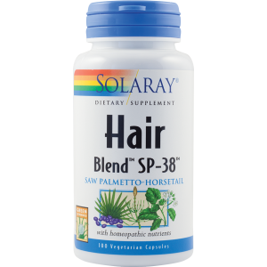 HAIR BLEND 100 capsule, Solaray