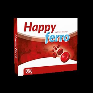 HAPPY FERRO 21 capsule, Fiterman Pharma