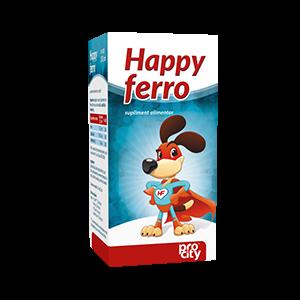 HAPPY FERRO SIROP 100 ml, Fiterman Pharma