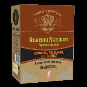 CEAI TRATAMENT - HEMOROIZI, FISURI ANALE, COLON IRITABIL, 200 g, Ambro Plant