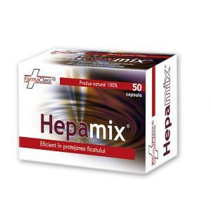 HEPAMIX, 50 capsule, FarmaClass