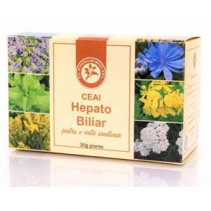 HEPATO BILIAR, Ceai 20 plicuri, Hypericum Impex