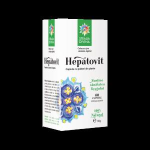 HEPATOVIT 60 capsule, Santo Raphael