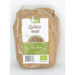 QUINOA TARATE BIO 150 g, Dragon Superfoods