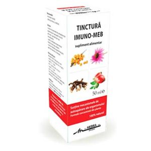 IMUNO-MEB TINCTURA 50 ml, Mebra