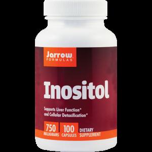 INOSITOL 750 mg, 100 capsule, Jarrow Formulas