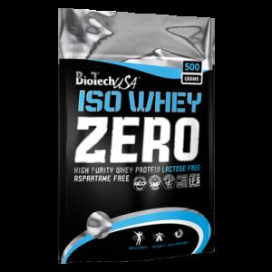 ISO WHEY ZERO, 500 g, Biotech Nutrition
